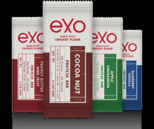 Exo Protein Cricket Bars