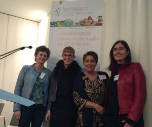 Meat Consumption Alternatives Panel, Food Innovation Summit 2015