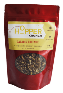 Hopper Foods Cricket Granola Bars