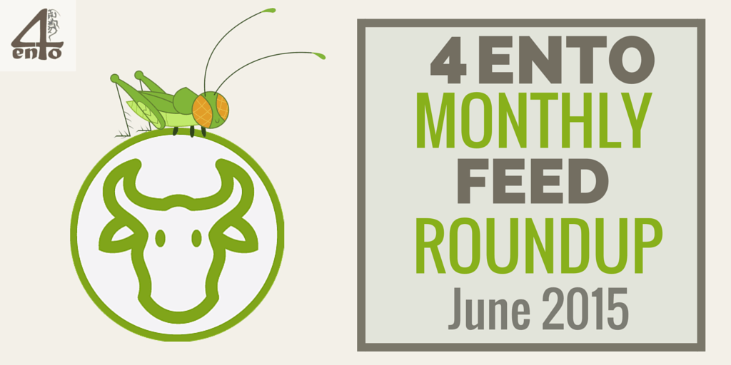 4Ento Feed Roundup June 2015