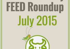 4Ento Feed News Roundup: July 2015