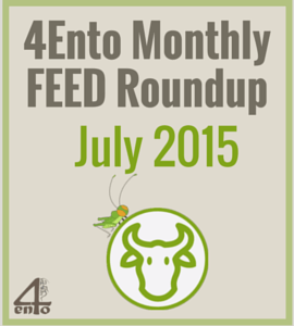 4Ento Feed News Roundup: July 2015