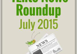 4Ento Food News Roundup: July 2015