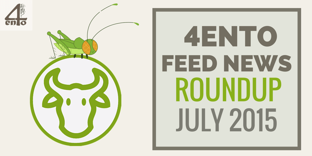 4Ento July Feed Roundup