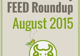 4Ento Feed News Roundup: August 2015