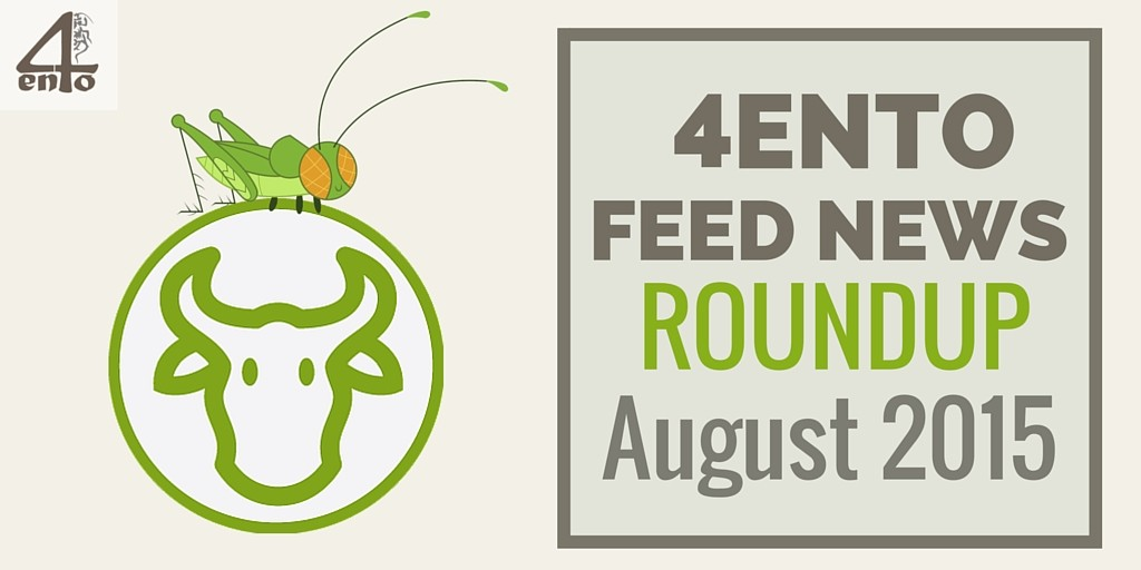 4Ento Feed Roundup August 2015