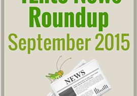 4Ento Food News Roundup: September 2015