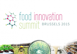 Food Innovation Summit. Brussels 2015