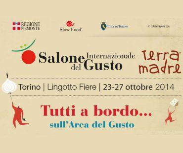 Salone del Gusto & Terra Madre. Oct. 2014