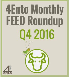 4Ento Feed News Roundup – Q4 2016