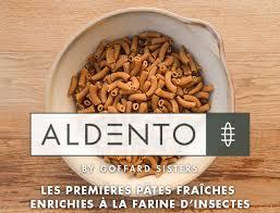 Goffard Sisters Aldento Mealworm Pasta