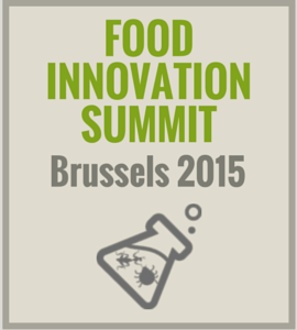 Insights From The Food Innovation Summit Brussels 2015