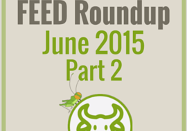 4Ento Feed News Roundup June 2015 – Part 2