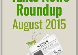 4Ento Food News Roundup: August 2015